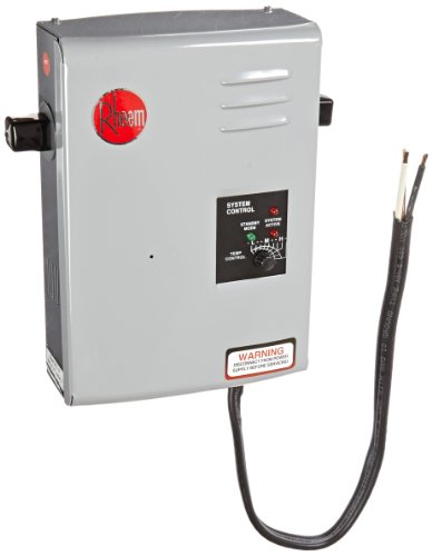 rheem rte 13 electric tankless water heater review - smart home keeping