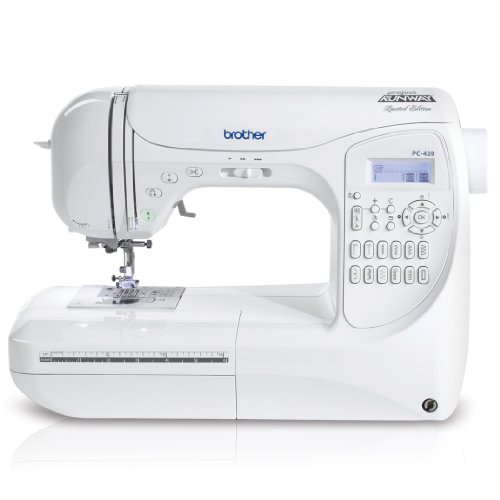 Brother Project Runway PC40PRW 40Stitch Professional Grade Best Brother Sewing Machine Reviews 2014