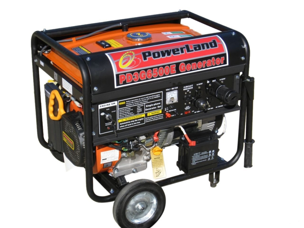 Portable Natural Gas Generators For Home Use