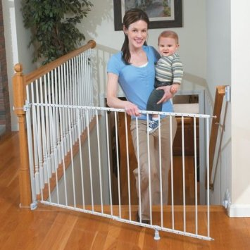Attirant Best Baby Gates For Banisters Comparison Table 2017