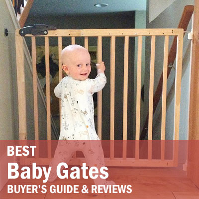 Best Baby Gates Buying Guide & Reviews