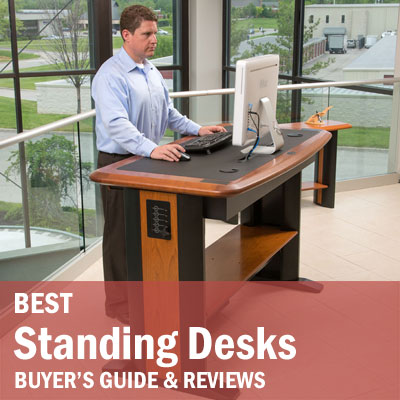 Best Standing Desks Buying Guide & Reviews