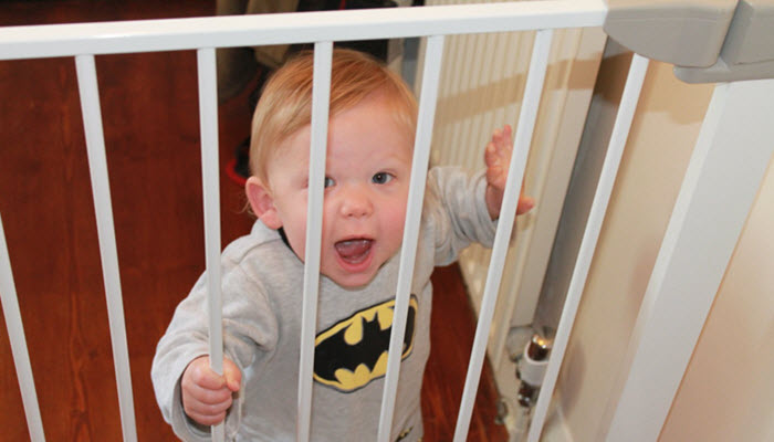 How Tall Should A Baby Gate Be Smart Home Keeping