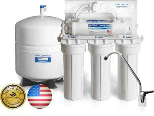 Apec Water Us Made Premium Quality 90 Gpd High Flow