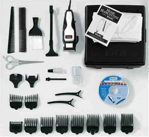 Overview Wahl 79524 Deluxe 24 Piece Hair Clipper Kit