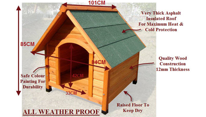 Will Protect Your Dog From Outdoor Elements And Weather Conditions There Are Different Factors To Consider Make Sure That You Provide An Appropriate