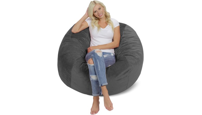 If You Want Just A Smaller Size Enough For One Sitting Person The Chill Bag Bean Bags Memory Foam Chair Is Great