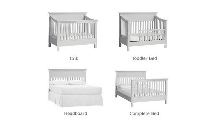 It S Best To A Crib That Grows With Your Child Some Cribs Offer Convertible Features Which Mean You Can Transform Them Into Beds Suitable For Toddlers