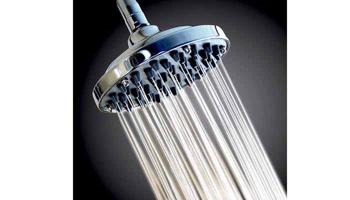 another powerful alternative that offers different settings is the wantba massage rainfall wall mount shower head this is 6 inches wide and features 57