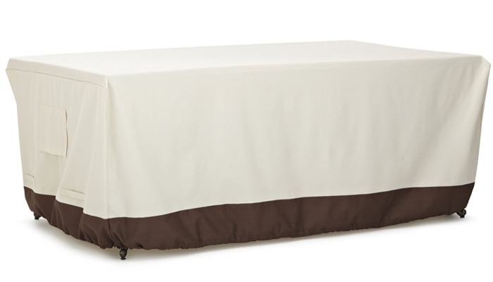 The Best Affordable Alternative Is The AmazonBasics Dining Table Patio Cover  U2013 72 Inch. This Outdoor Furniture Cover Protects Your Furniture Against The  ...