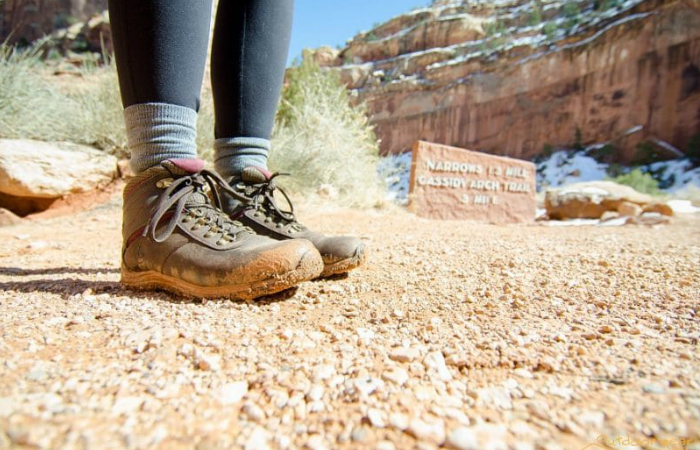 Best Shoes For Hiking And Climbing