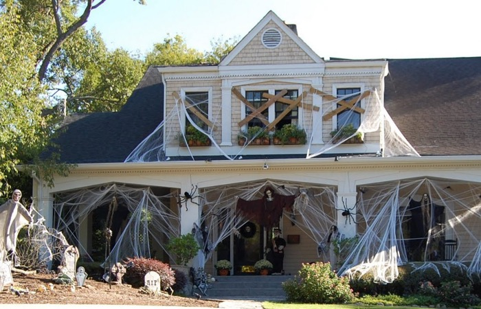 Best Outdoor Halloween Decorations - Smart Home Keeping