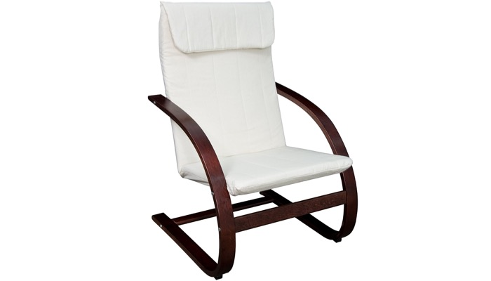 A Simpler And Minimalistic Option Is The Niche Mia Reclining Bentwood Chair,  Mocha Walnut/Beige. This Is A Great Reading Chair To Just Sit Back And  Relax.