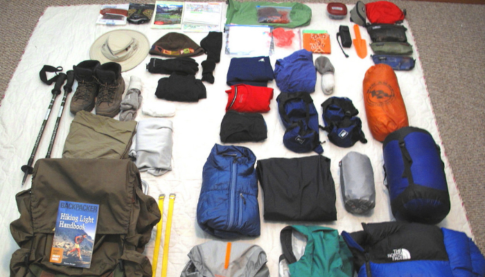 How To Pack A Hiking Backpack Smart Home Keeping