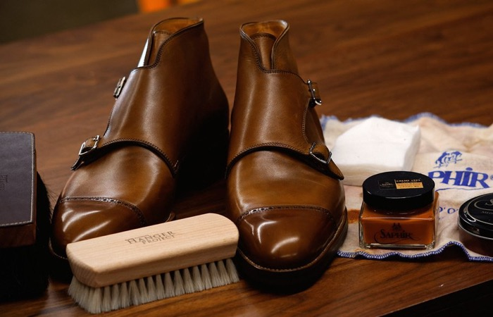 Leather Care for Men's Shoes 101