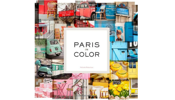 U201cParis In Coloru201d Is The Best Coffee Table Book For Homeowners And Guests  Who Love Elegant Things, Including The Most Romantic City In The Entire  World.