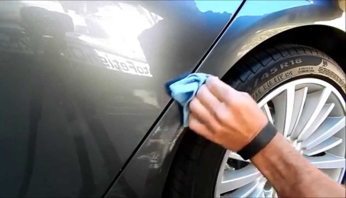 Remove Car Scratches With Toothpaste >> How to Buff Out Scratches On Car - Smart Home Keeping