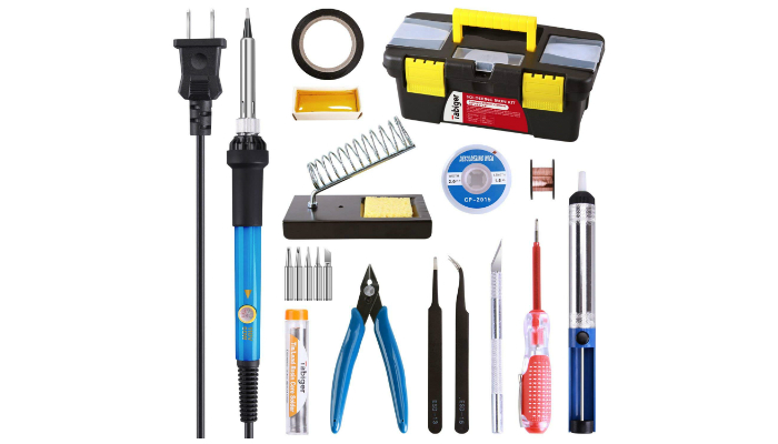 Best Soldering Iron for Automotive Wiring: 6 Top Picks for 2018