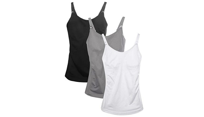 3840de2c595e3 Best Nursing Tank with Built-In Bra: 6 Products To Make You More ...